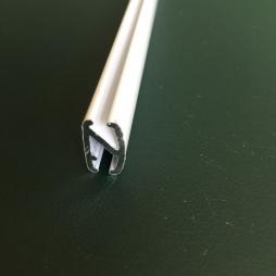 Нижняя планка алюминиевая (4м)