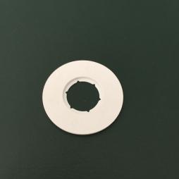 Отбойник ткани белый (6 шлицов)
