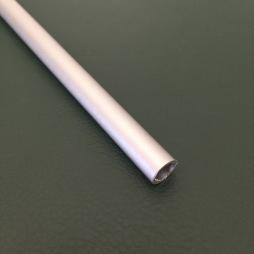 Труба алюм. анодированная ECO-ZET 8мм